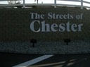The Streets of Chester Sign